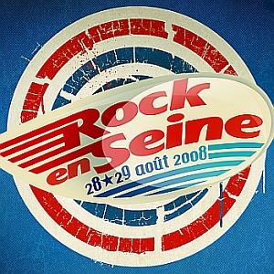 L'affiche de Rock en Seine 2009 1039