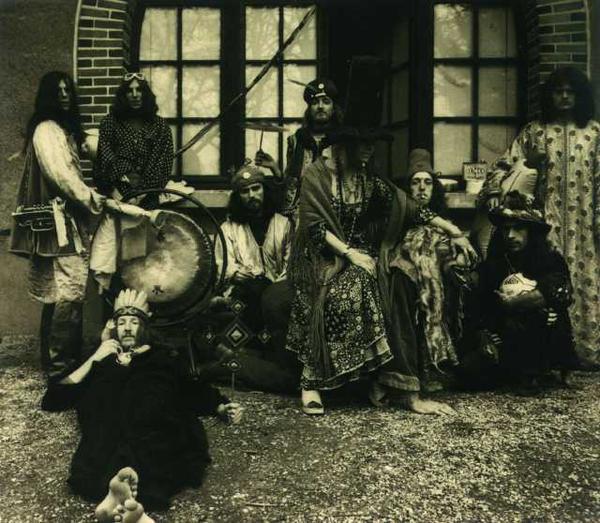 Gong Avec Daevid Allen Extrait De La Bande Originale Du Film Continental Circus De J Laperrousaz
