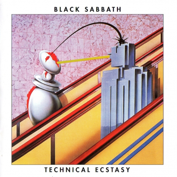 Technical Ecstasy  de Black Sabbath