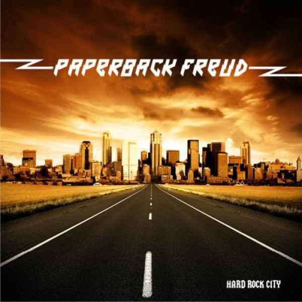 Hard Rock City de Paperback Freud