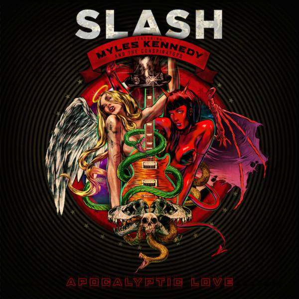 Apocalyptic Love de Slash