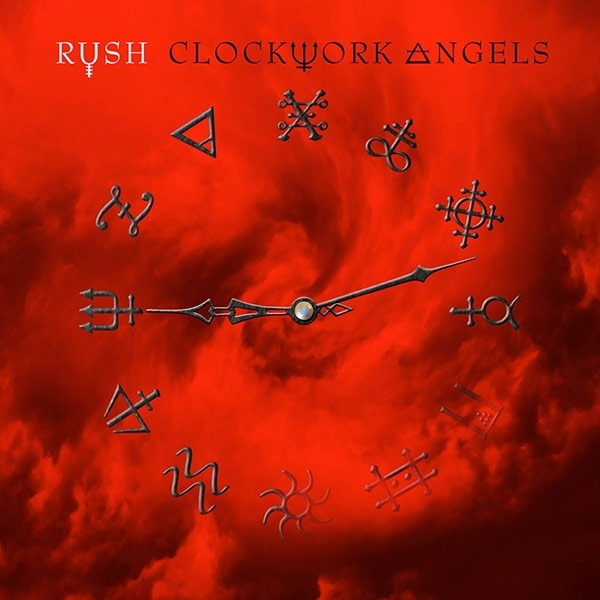 Clockwork Angels de Rush