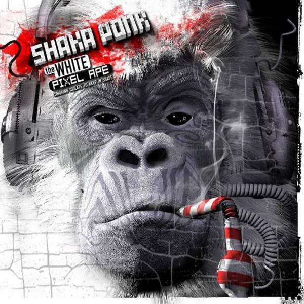 The White Pixel Ape  de Shaka Ponk