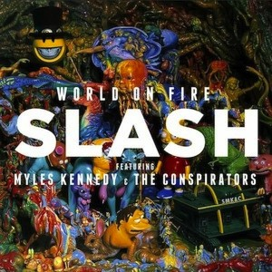 World on Fire  de Slash