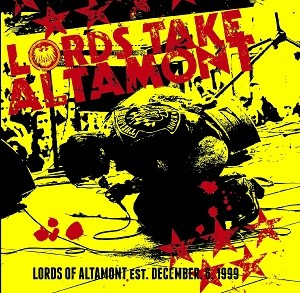Lords Take Altamont  de The Lords Of Altamont