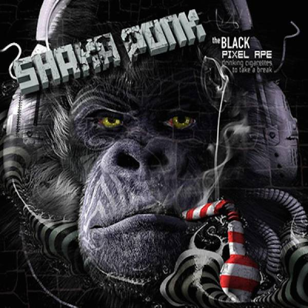 The Black Pixel Ape  de Shaka Ponk
