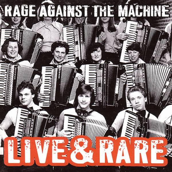 rage against the machine album
