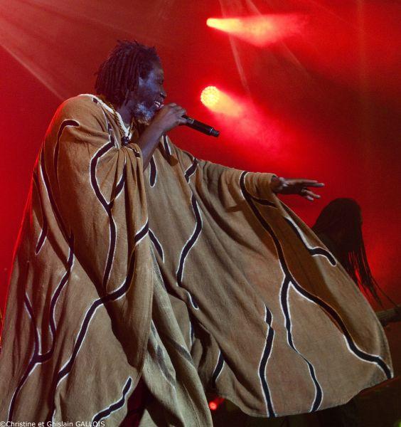 Photos De Concert De Tiken Jah Fakoly § Albumrock