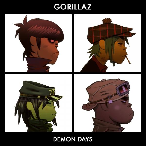 The production of gorillaz album plastic beach music essay